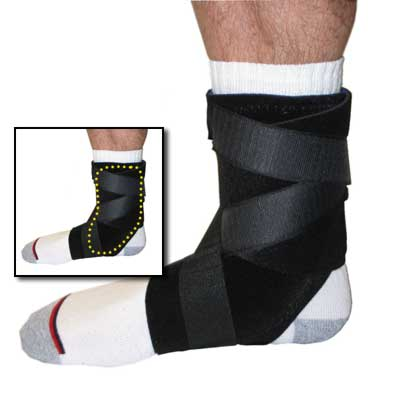 A-200 Thermoplastic Ankle Sleeve