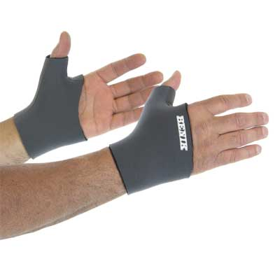 Thumb support gloves