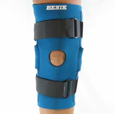 K-301 Hinged Knee Brace W/Removable Buttress