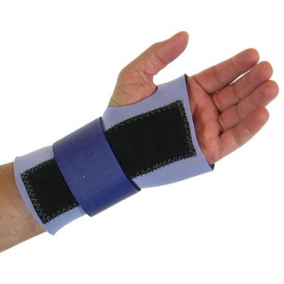 W-106 Wrist Sleeve Volar View