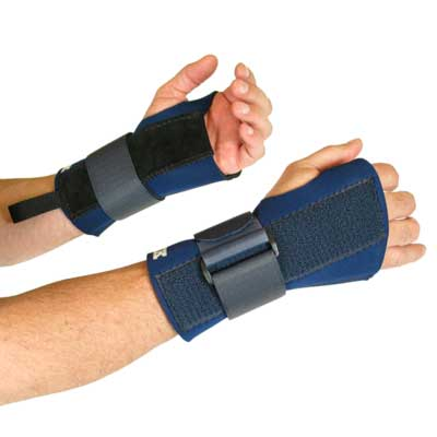 W-107B Baseball Sliding Wrist Sleeve