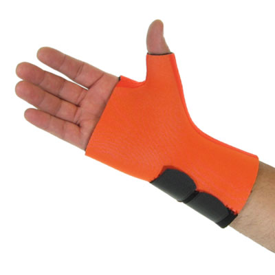 W-108 Wrist Sleeve Volar View