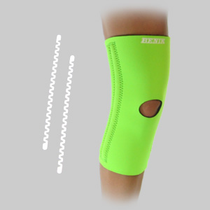 Spiral Stay Knee Sleeve