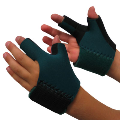 Pediatric Glove Style Hand Splint With Thumb And Index
