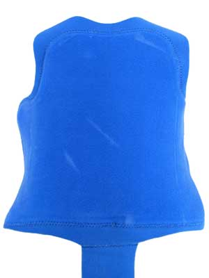 Vest with Thermoplastic Panel